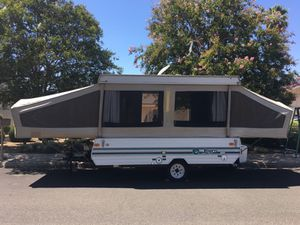 RENOVATED 1991 Jayco Deluxe Pop Up Camper for Sale in Jamul, CA