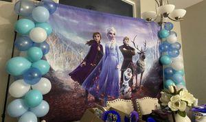 Frozen 2 backdrop for Sale in Tampa, FL