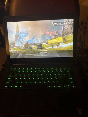 Razer Blade (Late 2016) + 32 inch Curve monitors for Sale in Columbus, OH