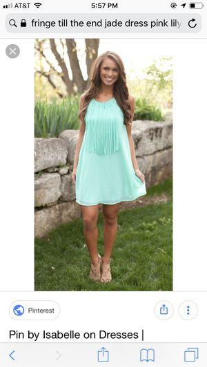 Woman's Fringe Boutique Dress for Sale in Mission, KS