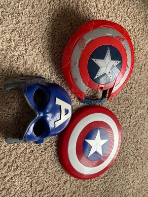 Captain America set for Sale in San Jose, CA