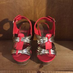 Adorable Cato Wedge Sandals - 7 for Sale in Asheboro,  NC
