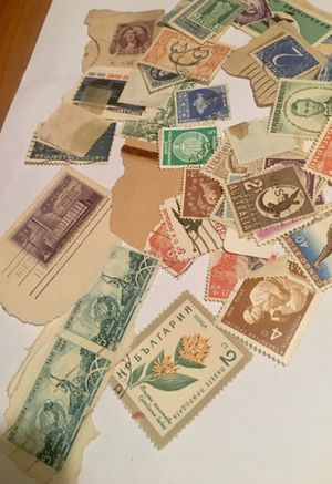 Stamp collection #2 for Sale in Jessup, MD