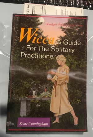 Wicca A guide for the solitary practitioner for Sale in Dunedin, FL