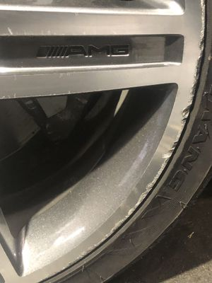 AMG Rims for Sale in West Los Angeles, CA