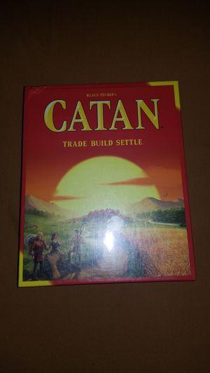 Catan Board Game for Sale in Dearborn Heights, MI