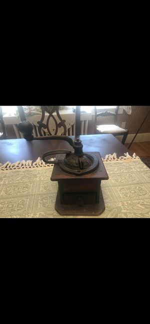 Antique coffee grinder for Sale in Mansfield, MA