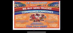 Freightliner/peterbilt/kenworth for Sale in Stockton, CA