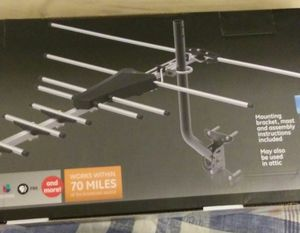GE Pro Outdoor Antenna for Sale in Haskell, OK