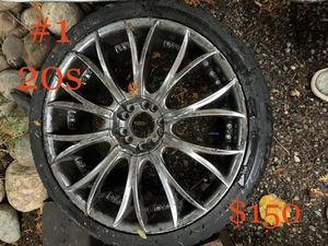 Wheels for Sale in Seattle, WA