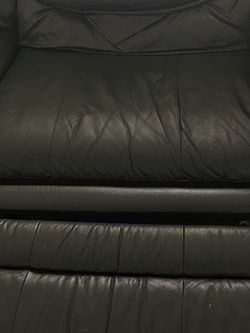 Leather Double Recliner Couch for Sale in San Diego,  CA