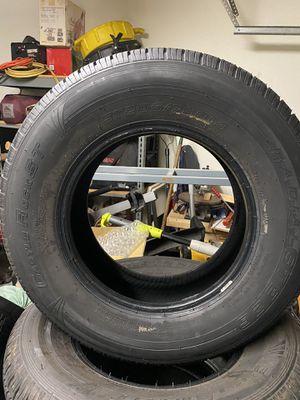 Castle rock 205/75r14 trailer tires x 5 for Sale in Arlington, TX