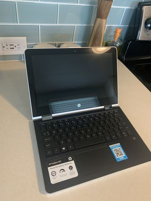 HP Pavilion x360 convertible laptop for Sale in Gulfport, FL