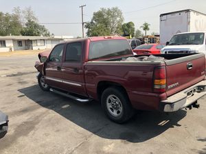 2003 GMC Sierra For Parts for Sale in Rancho Cucamonga, CA