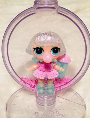 On Pointe Lol Surprise Winter Disco Glitter Globe for Sale in Edmonds, WA