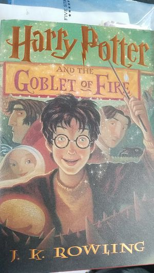 Harry Potter and the Goblet of Fire for Sale in Clearwater, FL