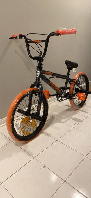 """Brand new 20"""" BMX bike - mongoose front and rear pegs. for Sale in Alexandria, VA"""