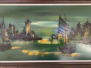 Oil Painting for Sale in Elma Center, NY