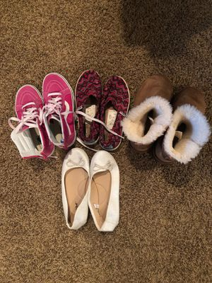 Girls size 2 shoe lot for Sale in Graham, WA