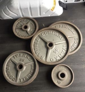 IVANKO OLYMPIC WEIGHTS SET for Sale in San Diego, CA