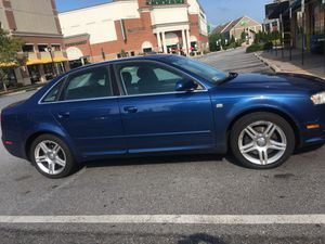 2008 Audi A4 S line for Sale in Riva, MD