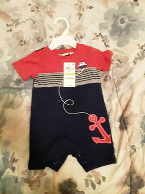 0-3 Months Boy Onsie for Sale in Hesperia, CA