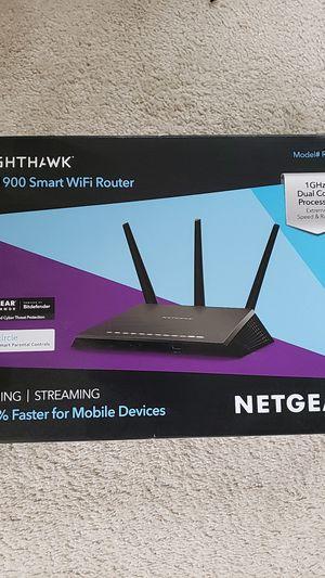 Nighthawk AC1900 Smart WiFi Router for Sale in Seattle, WA