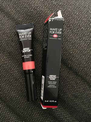 New make up forever lip stain for Sale in Ontario, CA
