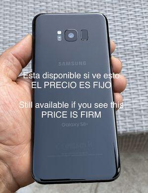 Samsung galaxy S8 plus 64g factory unlocked. Lea descripción antes de preguntar /Read description before asking for Sale in San Leandro, CA