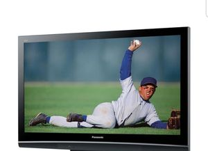 "Panasonic high definition plasma 50"" tv model TH- 50px80u for Sale in Ypsilanti, MI"