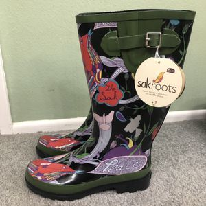 Sakroots Rain Boots for Sale in Anaheim, CA