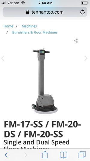 Tenant single speed floor scrubber for Sale in Stockbridge, GA