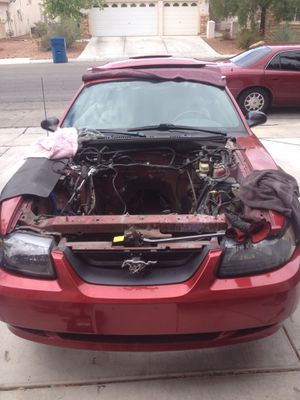 2004 Mustang Part Out - All OEM and All Aftermarket BTDH for Sale in Las Vegas, NV