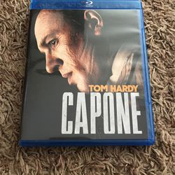Capone (Blu-Ray) for Sale in Nampa,  ID