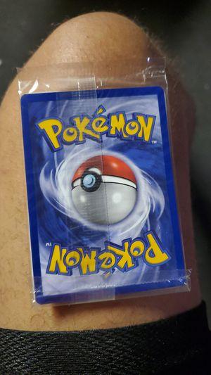 Pokemon Promo Packs 1999 for Sale in Apple Valley, CA