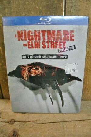 A Nightmare on Elm Street 7 Movie Collection on Blu-ray for Sale in Mesa, AZ