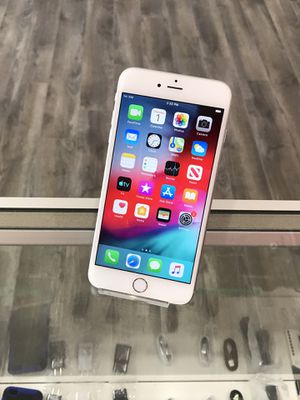 iPhone 6s Plus 16gb unlocked excellent condition for Sale in Durham, NC