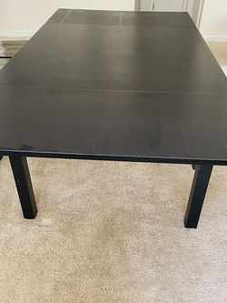 Dining Table- Extentable for Sale in Bellevue,  WA