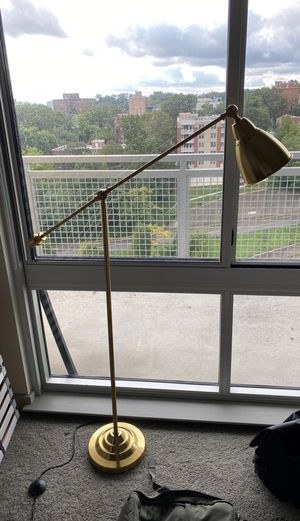 Floor lamp for Sale in Arlington, VA
