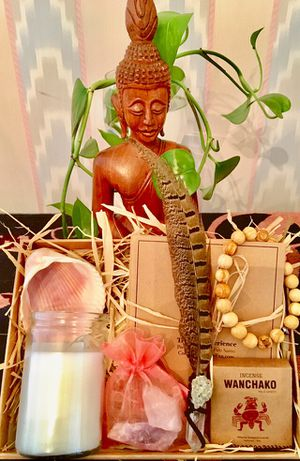 Palo Santo Shamanic Gift Box of Healing for Sale in Ionia, MI