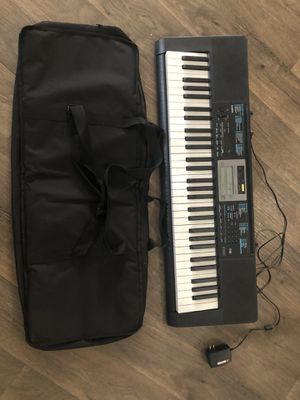Casio keyboard for Sale in Englewood, CO