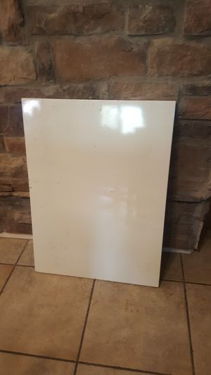 Metal and magnetic dry erase board for Sale in Chandler, AZ
