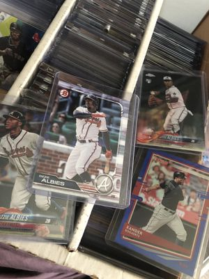 Beautiful sports cards for Sale in Haverhill, MA