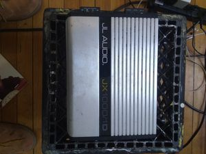 Jl audio amp monoblock for sell for Sale in Saint Paul, MN