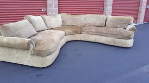 Super nice sectional couch for Sale in Bothell, WA