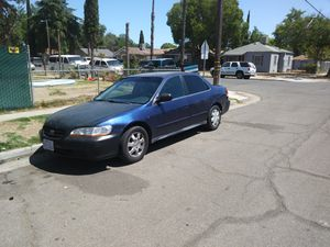 2001 Honda accord lx fee's paid for Sale in Fresno, CA