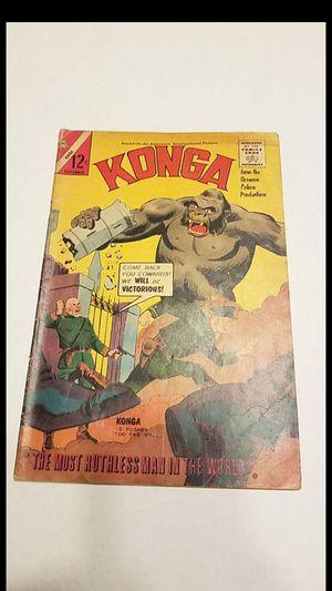 KONGA 19 Comic book September for Sale in Kissimmee, FL