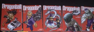 complete dragon ball manga collection volume 1-15 near mint for Sale in Eagan, MN