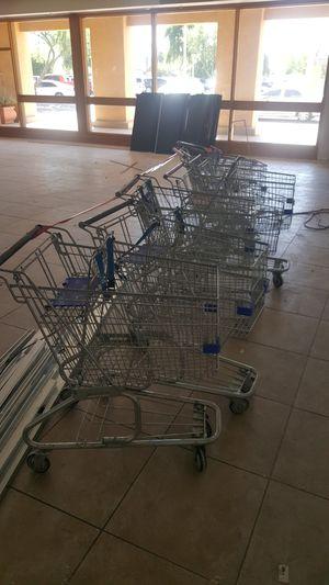 Small shoping car's 50 each for Sale in Phoenix, AZ