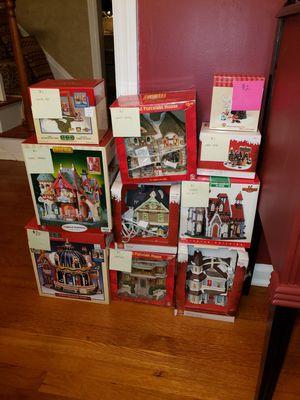 Christmas Village & Accessories for Sale in Farmington Hills, MI